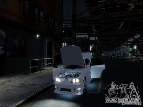 Toyota Chaser 100 TourerV for GTA 4 wheels