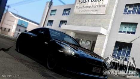 SA Beautiful Realistic Graphics 1.6 for GTA San Andreas