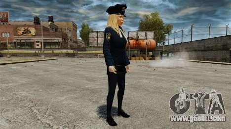 New girls-v 4.0 for GTA 4 fifth screenshot