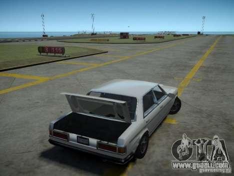 Admiral SA for GTA 4 back view