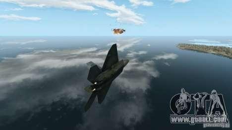 Air Combat IV for GTA 4 third screenshot