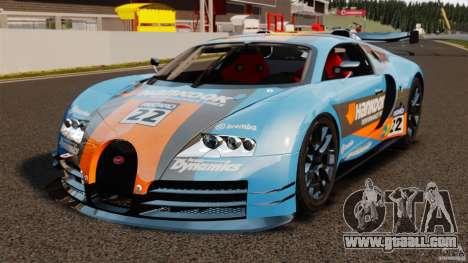 Bugatti Veyron 16.4 Body Kit Final for GTA 4