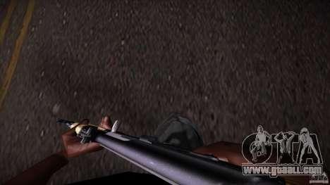 First Person Mod v2 for GTA San Andreas third screenshot