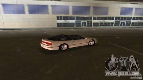 Nissan 200SX for GTA Vice City back view