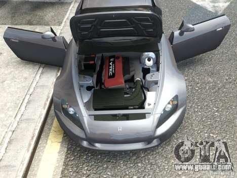 Honda S2000 2004 for GTA 4 back left view