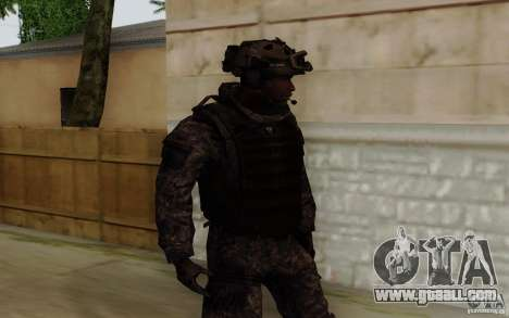 Sergeant Foley from CoD: MW2 for GTA San Andreas second screenshot