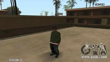 Skin Pack Groove Street for GTA San Andreas forth screenshot