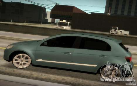 Volkswagen Golf G5 for GTA San Andreas left view