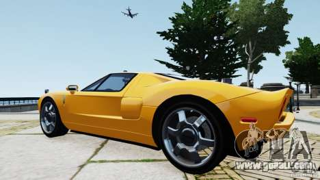 Ford GT 2005 v1.0 for GTA 4 right view