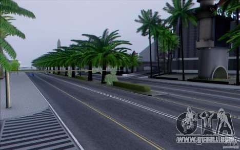 HD Road v3.0 for GTA San Andreas sixth screenshot