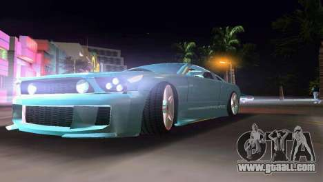 Ford Mustang 2005 GT for GTA Vice City right view