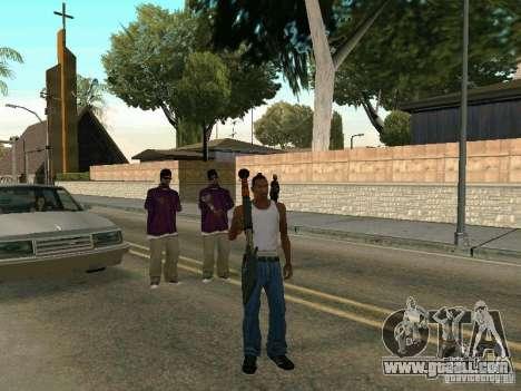 Lopatomët for GTA San Andreas third screenshot