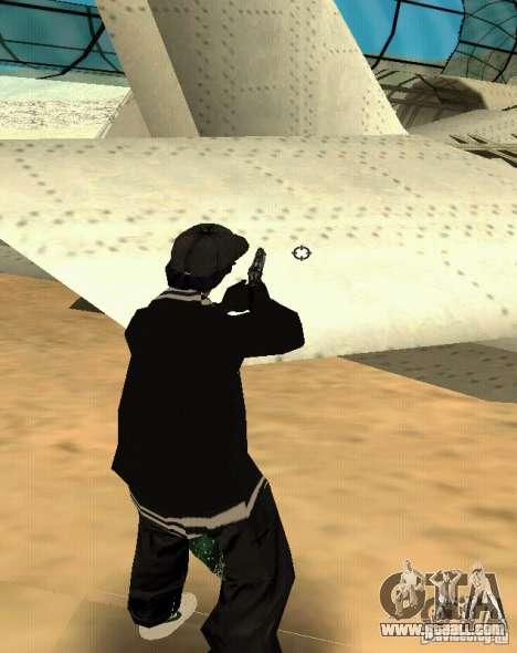 P-HUD for GTA San Andreas forth screenshot