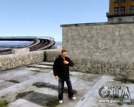 Jacket Jacket for GTA 4 second screenshot