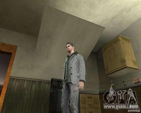 Alan Wake for GTA San Andreas second screenshot