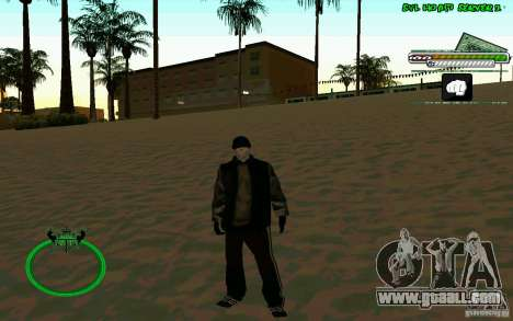 Bomje & Gop for GTA San Andreas