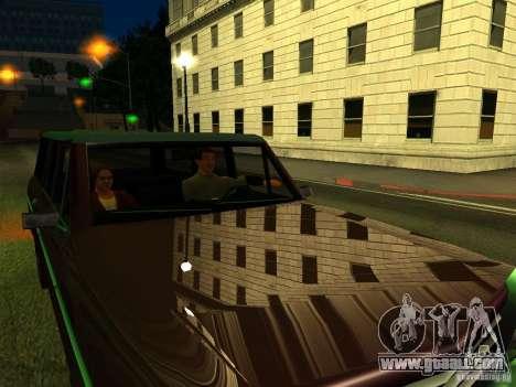 ENBSeries by gta19991999 for GTA San Andreas