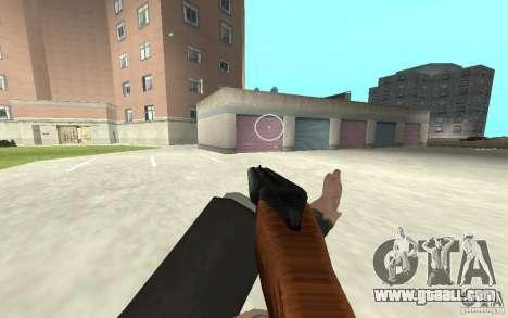 New animation of GTA IV for GTA San Andreas eighth screenshot