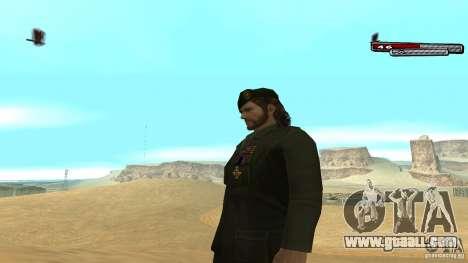 General for GTA San Andreas second screenshot