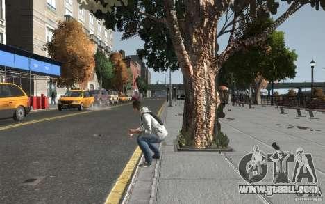 Desmond Miles of AC3 for GTA 4 fifth screenshot