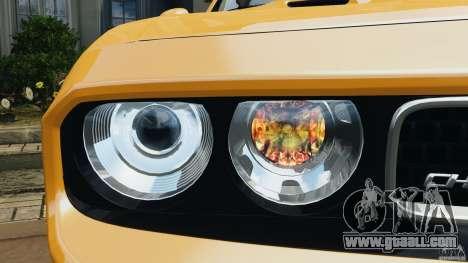 Dodge Challenger SRT8 392 2012 [EPM] for GTA 4 wheels