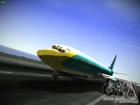 Boeing 737-84R AeroSvit Ukrainian Airlines for GTA San Andreas