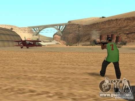 Intellectual allies for GTA San Andreas third screenshot