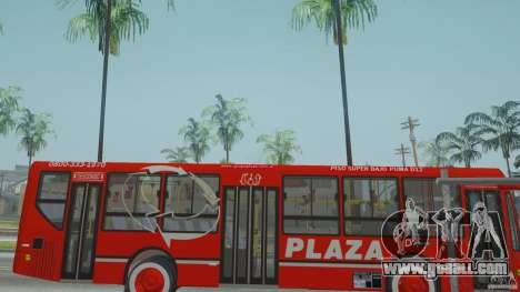 Deutz TATSA Puma D12 36 Grupo Plaza for GTA San Andreas right view