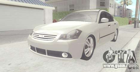 Infiniti M35 for GTA San Andreas