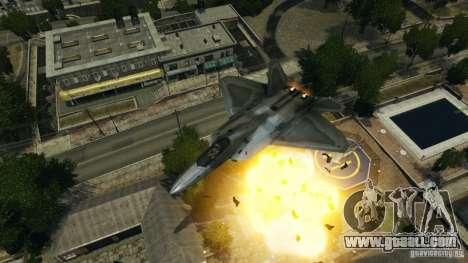 Air Combat IV for GTA 4 sixth screenshot