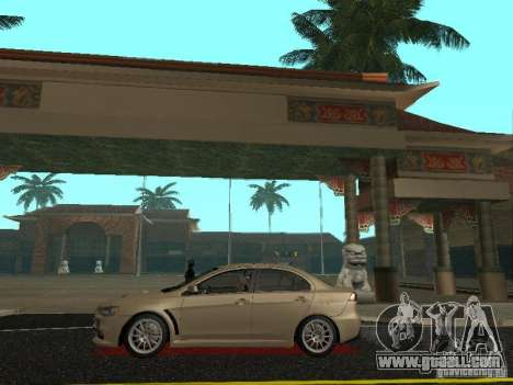 New Chinatown for GTA San Andreas sixth screenshot