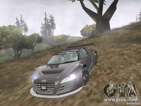 Audi R8 LMS v3.0 for GTA San Andreas