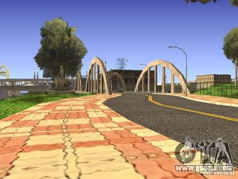 New Los Santos for GTA San Andreas fifth screenshot