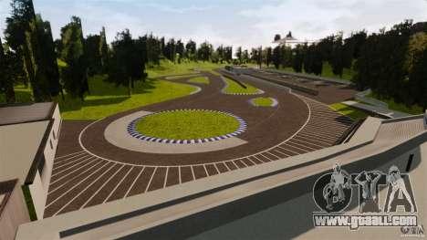 Meihan Circuit for GTA 4 eighth screenshot