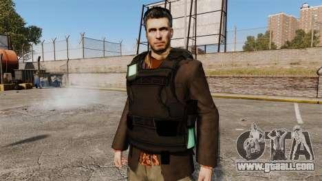 V6 Sam Fisher for GTA 4 fifth screenshot
