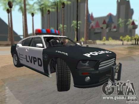 GTA 4 TBoGT from Buffalo for GTA San Andreas