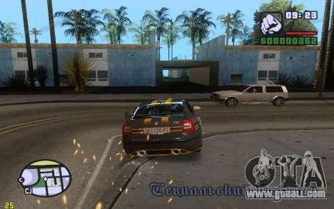 ENBSeries By VadimSpiridonov v.0.2 for GTA San Andreas second screenshot
