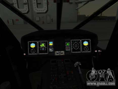MH-X Stealthhawk for GTA San Andreas