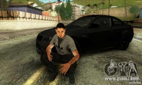 Jack Rourke for GTA San Andreas second screenshot