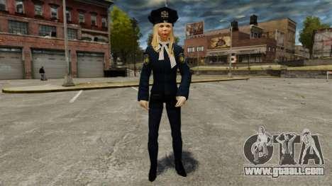 New girls-v 4.0 for GTA 4 second screenshot