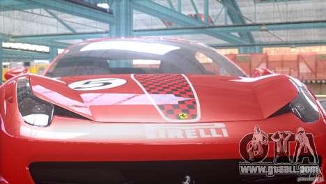 Ferrari 458 Italia 2010 Autovista for GTA 4 right view