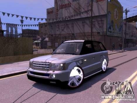 Range Rover DUB 2.0 for GTA 4