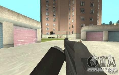 New animation of GTA IV for GTA San Andreas forth screenshot