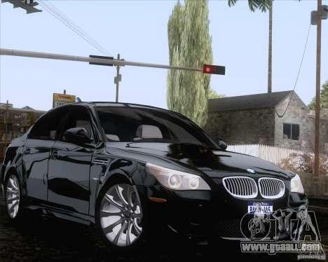 Playable ENB Series v1.2 for GTA San Andreas third screenshot