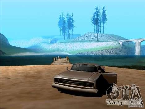 ENBSeries v1.1 for GTA San Andreas third screenshot