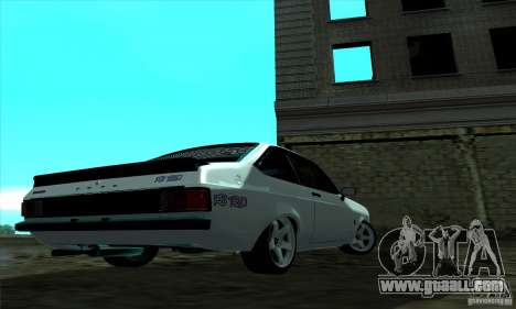 Ford Escort RS 1600 for GTA San Andreas