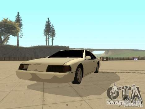 Fortune by Foresto_O for GTA San Andreas