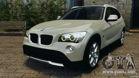 BMW X1 for GTA 4