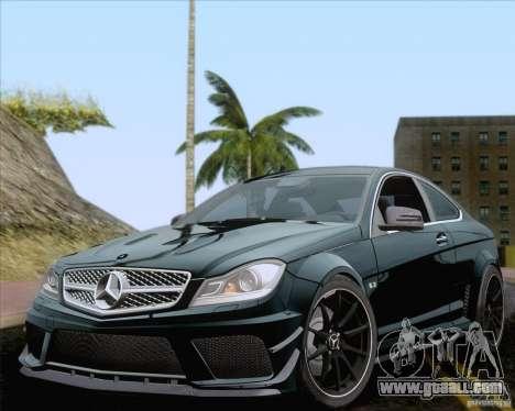 Playable ENB Series v1.2 for GTA San Andreas forth screenshot
