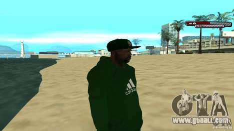 Sweet for GTA San Andreas third screenshot